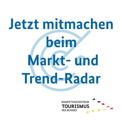 Banner Kompetenzzentrum Tourismus